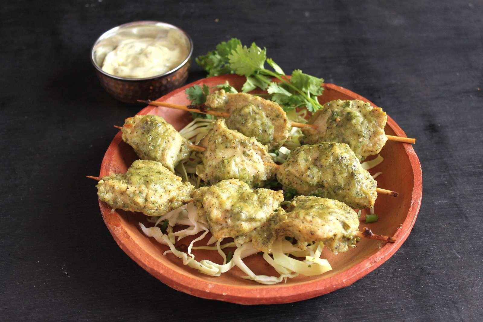 Murg Malai Kebab Recipe Reshmi Kebab By Archana S Kitchen
