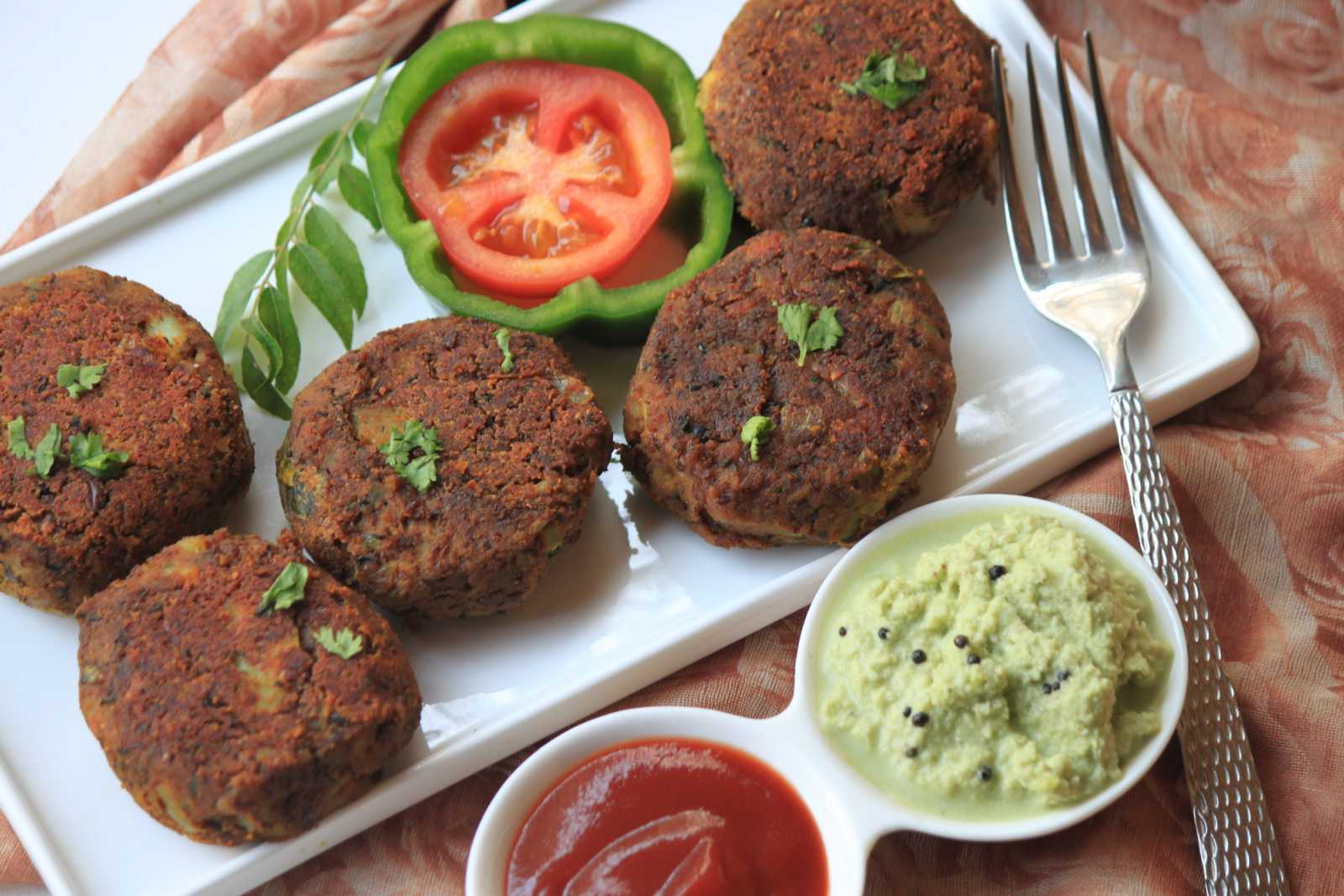 Horsegram Tikki Recipe