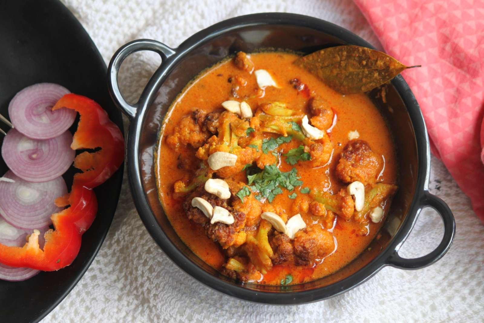 Restaurant Style Phool Gobhi Masala Recipe