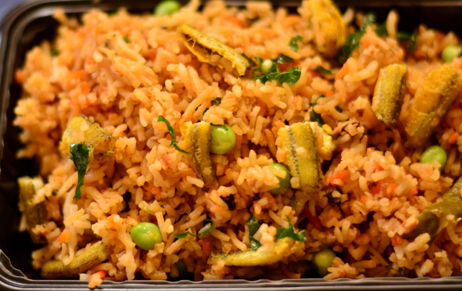 Assamese Fish Fried Rice Recipe