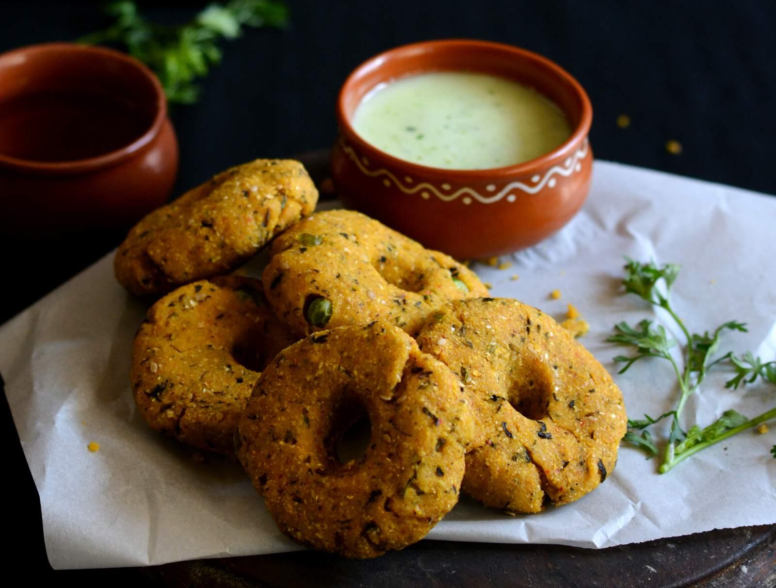 Rajasthani makki ke dhokle recipe by archanas kitchen rajasthani makki ke dhokle recipe forumfinder Choice Image