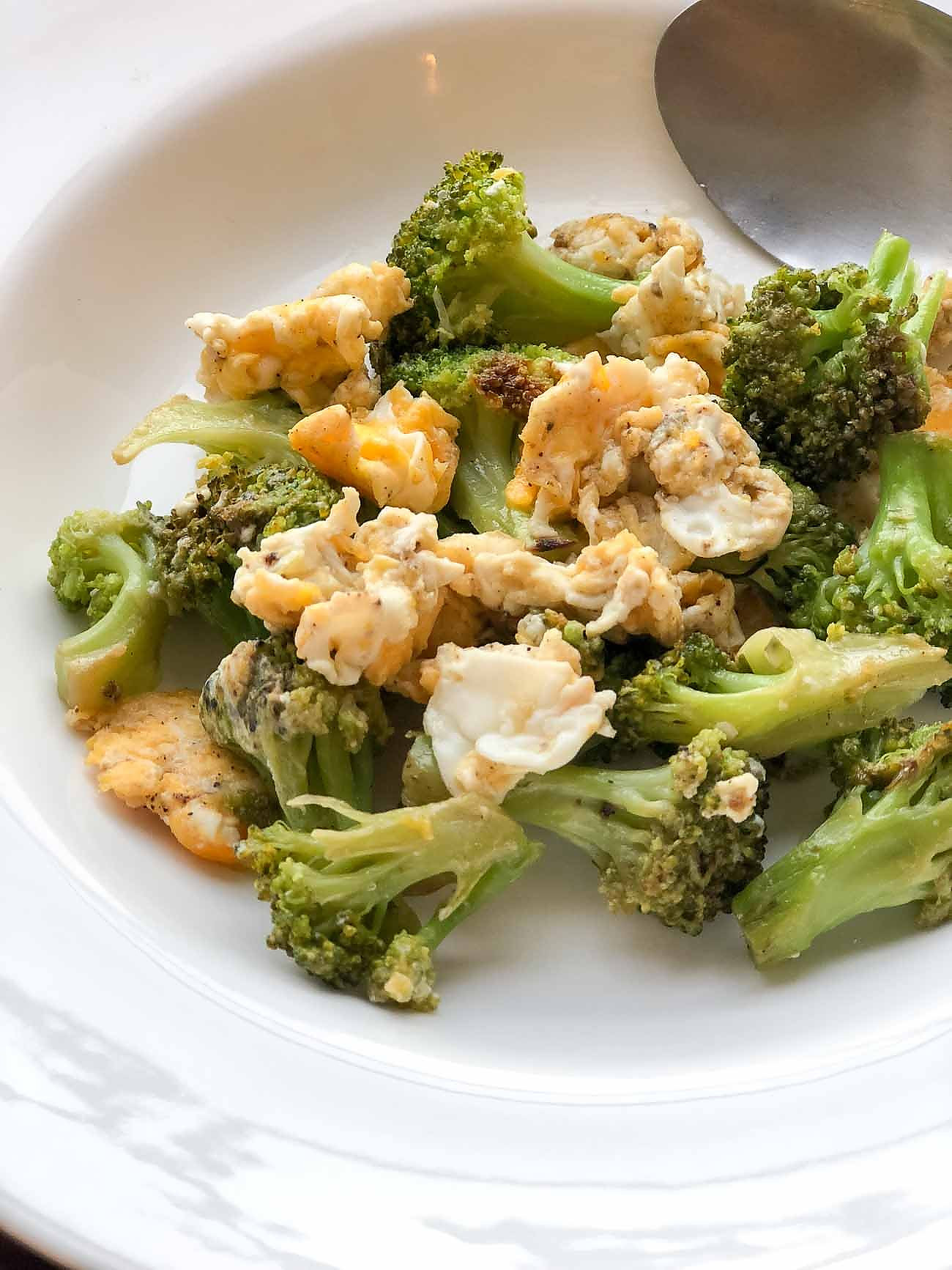 Broccoli Egg Scramble Recipe