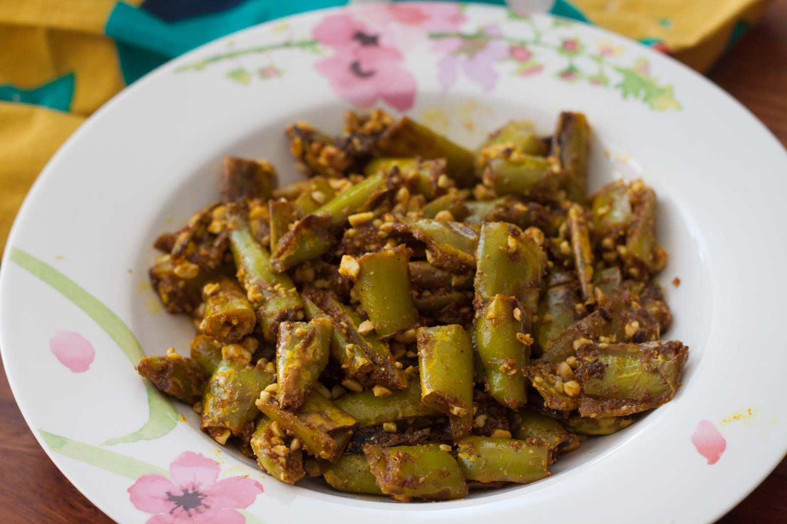 how to make ghormet sabzi