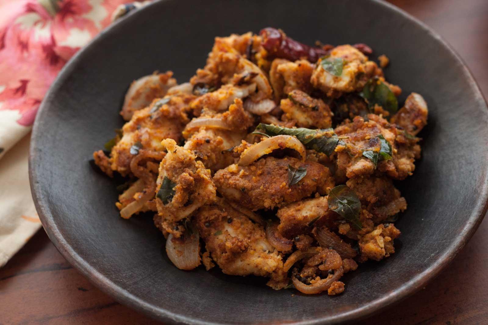 How to prepare fish egg fry in telugu