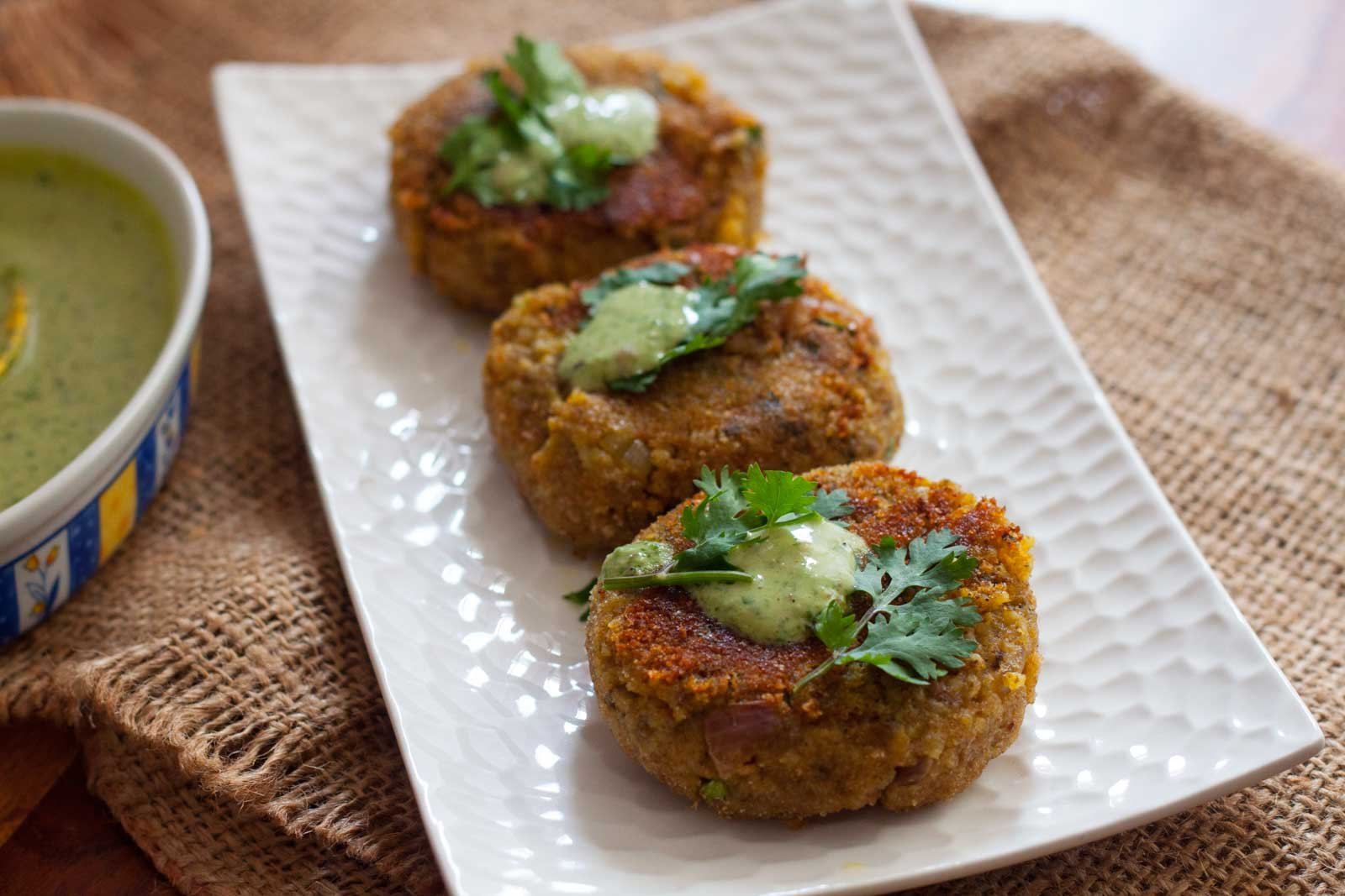 Barnyard Millet And Mushroom Cutlet Recipe