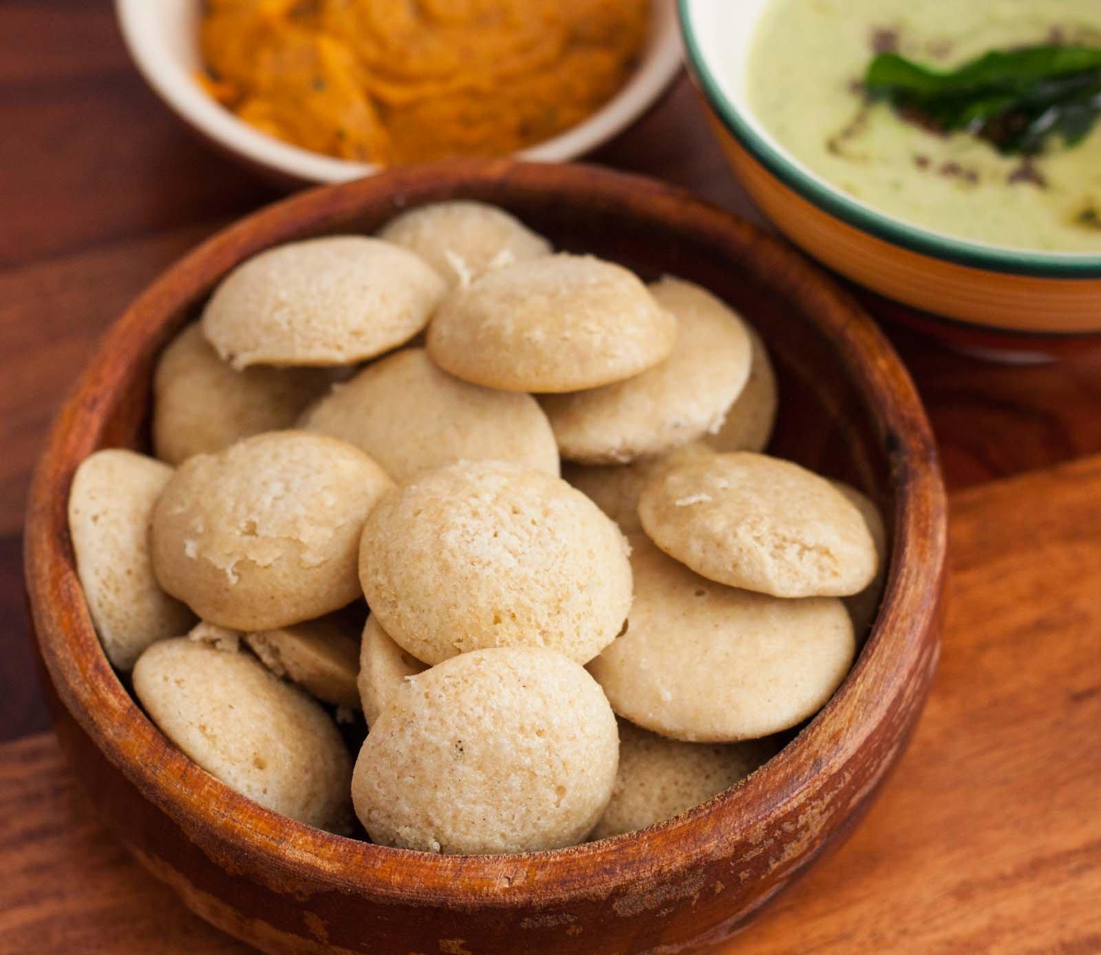 Foxtail millet idli recipe by archanas kitchen foxtail millet idli recipe healthy indian diabetic idli recipe forumfinder Images