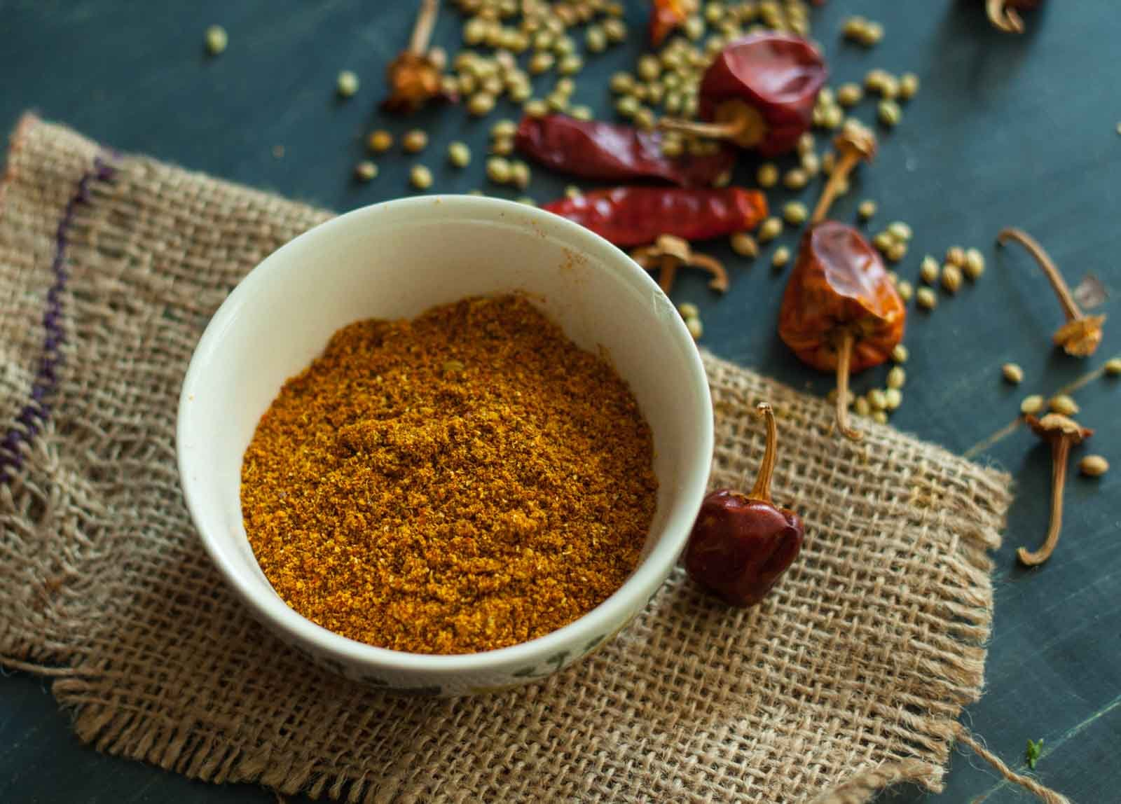 Bafat Powder Masala Recipe