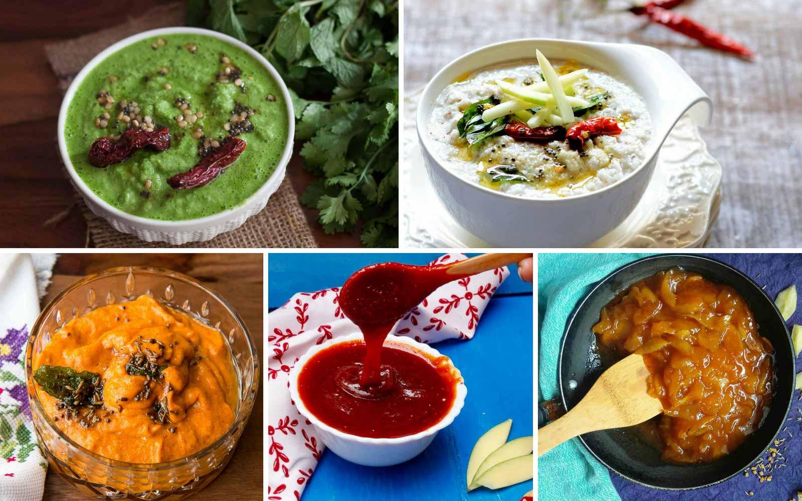 12 Interesting Raw Mango Chutney Recipes To Make This Summer