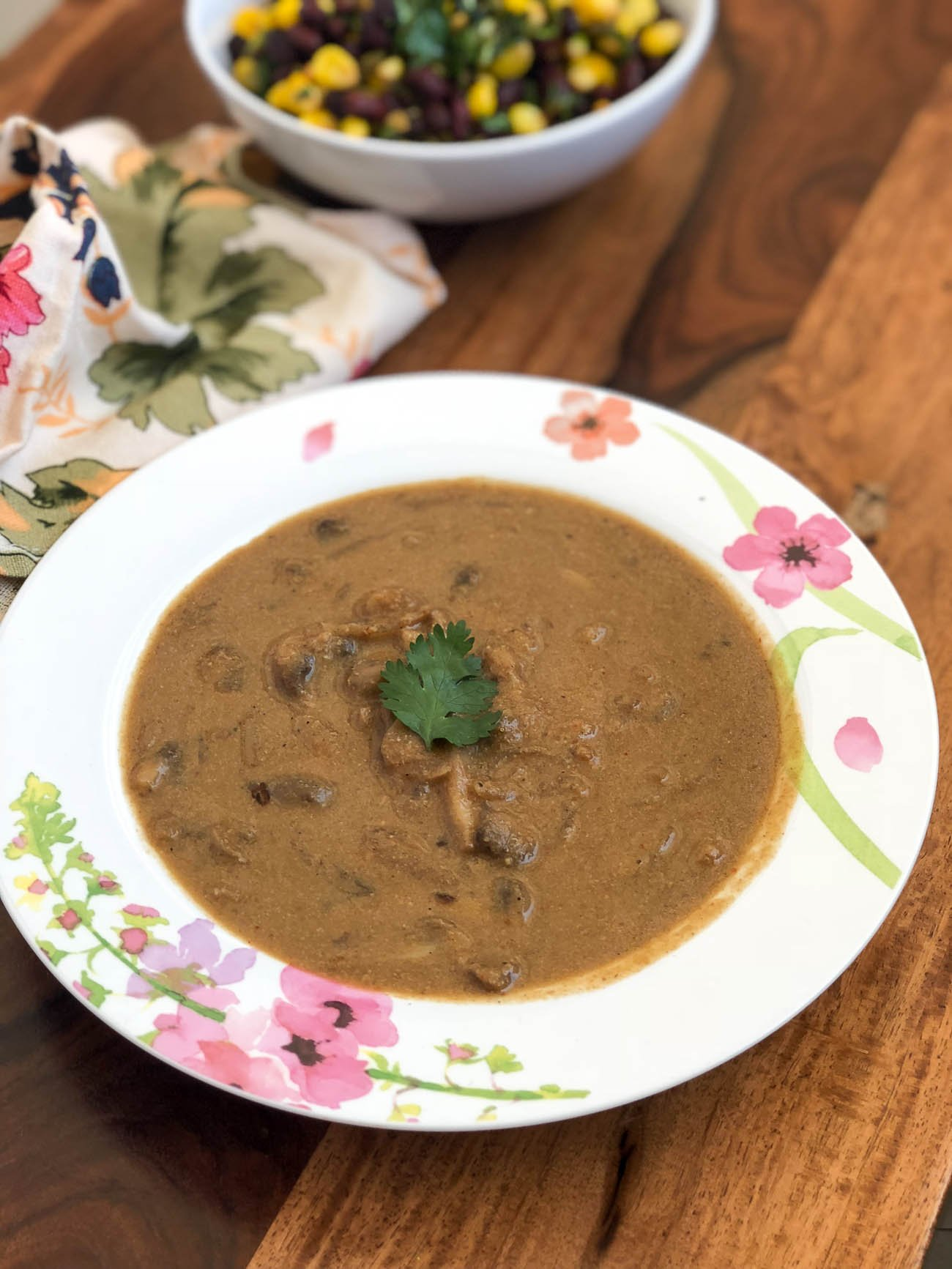Mushroom Shagoti is an authentic Goan curry that is bursting with flavors.