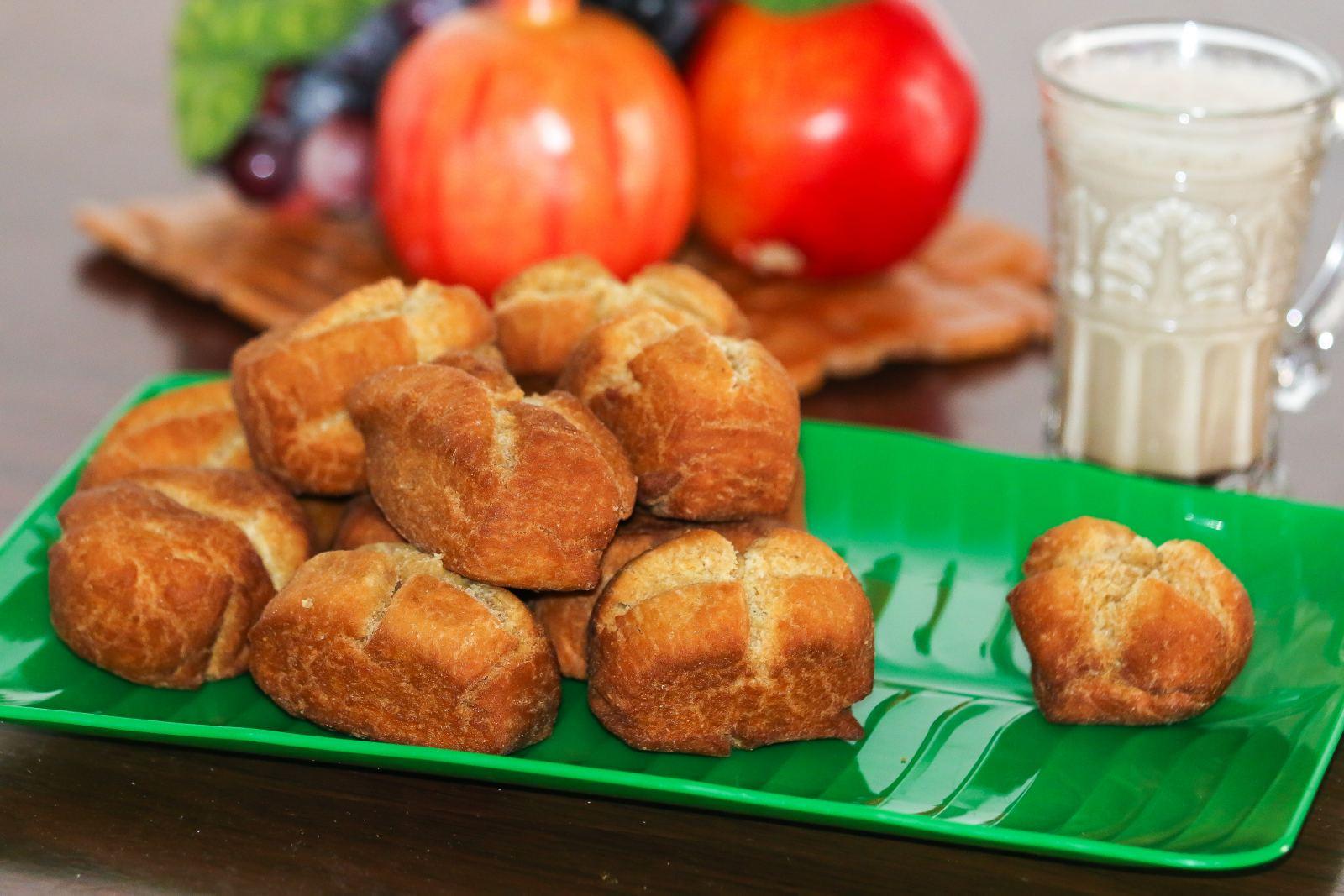 Kerala Style Vettu Cake Recipe (Eggless Wholewheat Tea