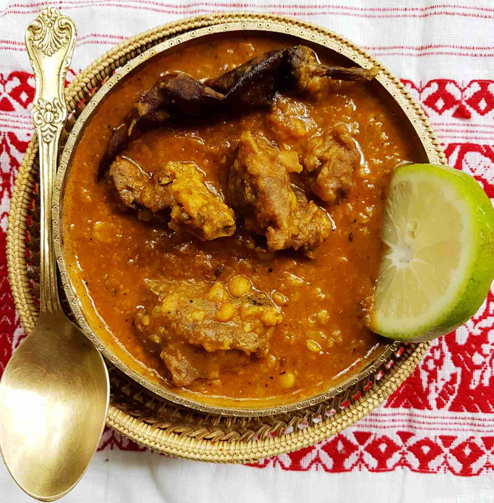 Daal Gosht Recipe-Mutton Curry With Lentils