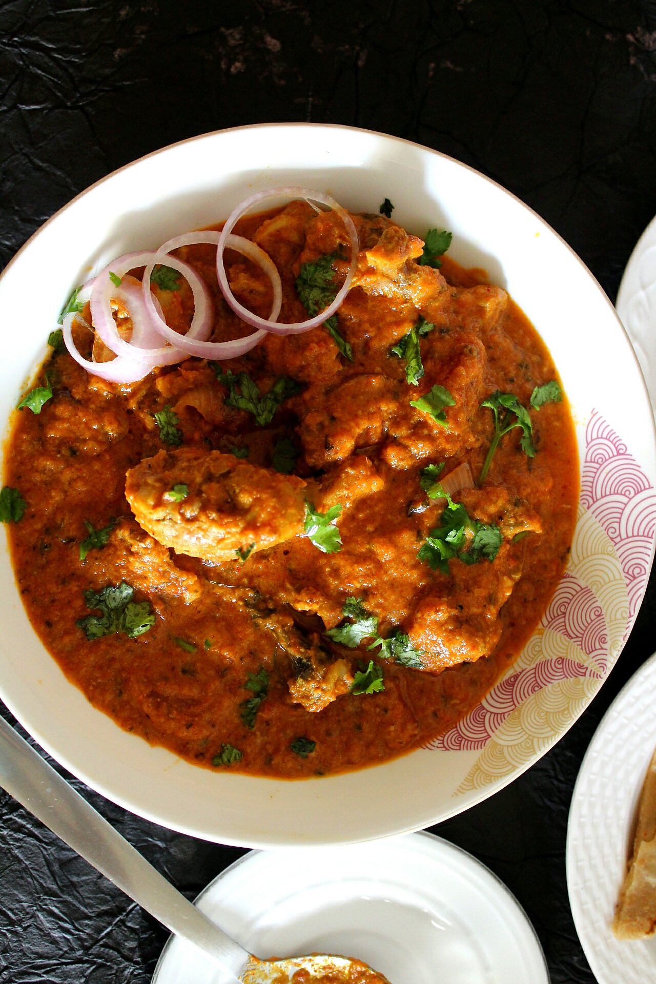 Mughlai Style Chicken Changezi Recipe