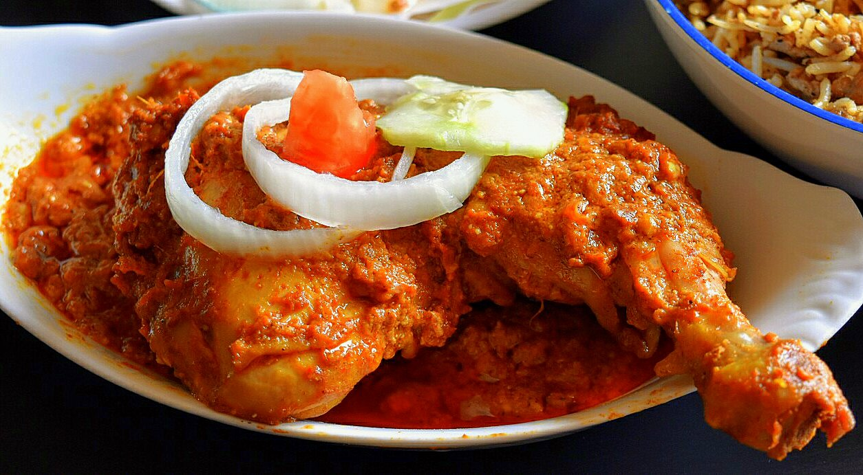 Kolkata Chicken Chaap Recipe  - Slow Cooked Chicken Legs