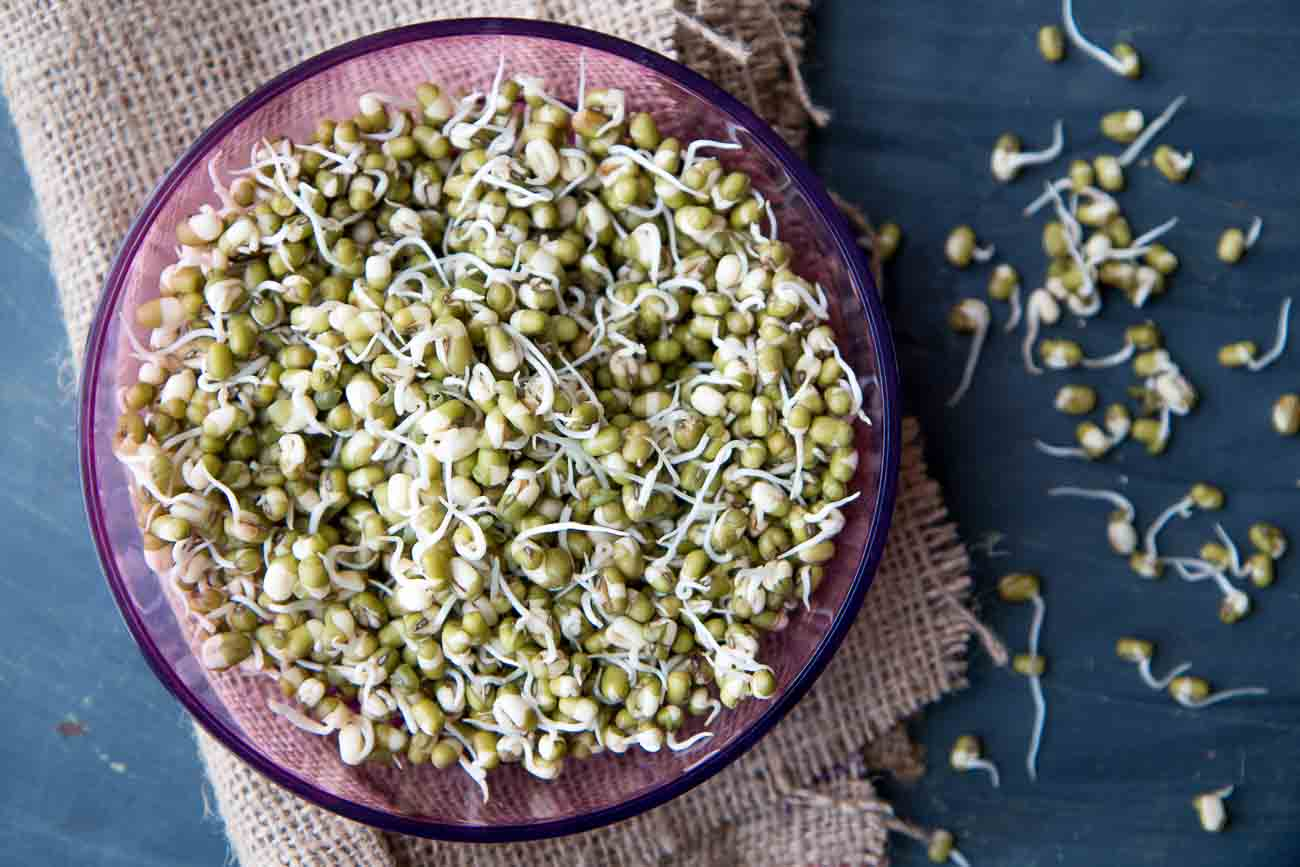 How to make Sprouts at Home