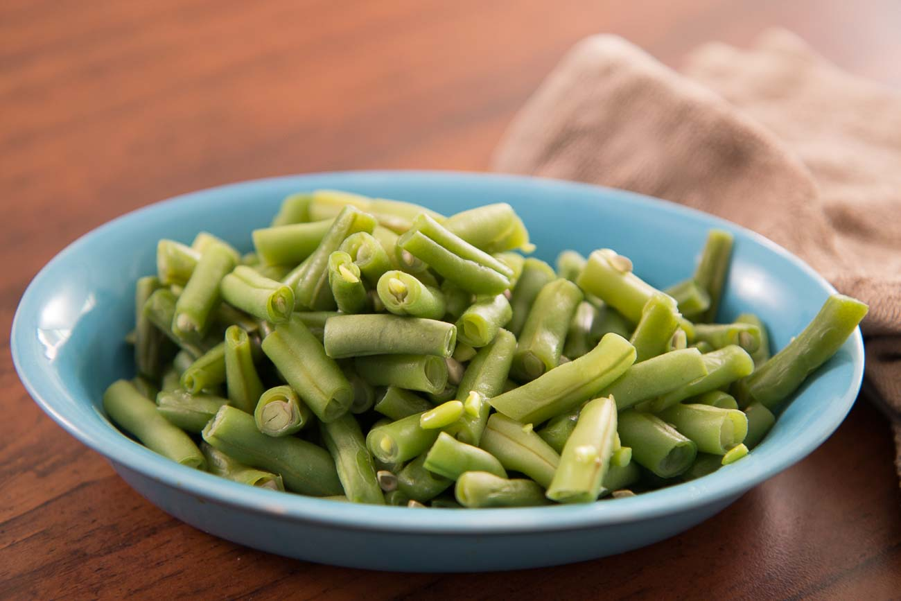 How to Cook Green Beans in a Pressure Cooker