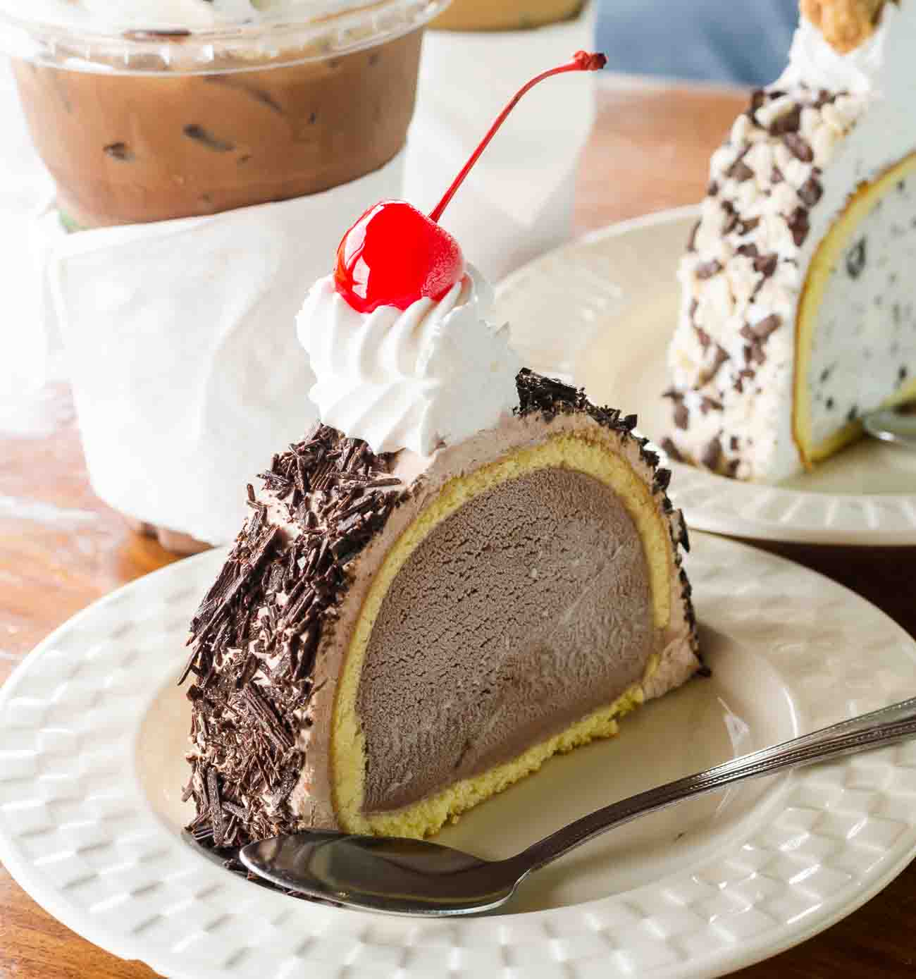 Eggless chocolate ice cream cake recipe by archanas kitchen eggless chocolate ice cream cake recipe ccuart Images