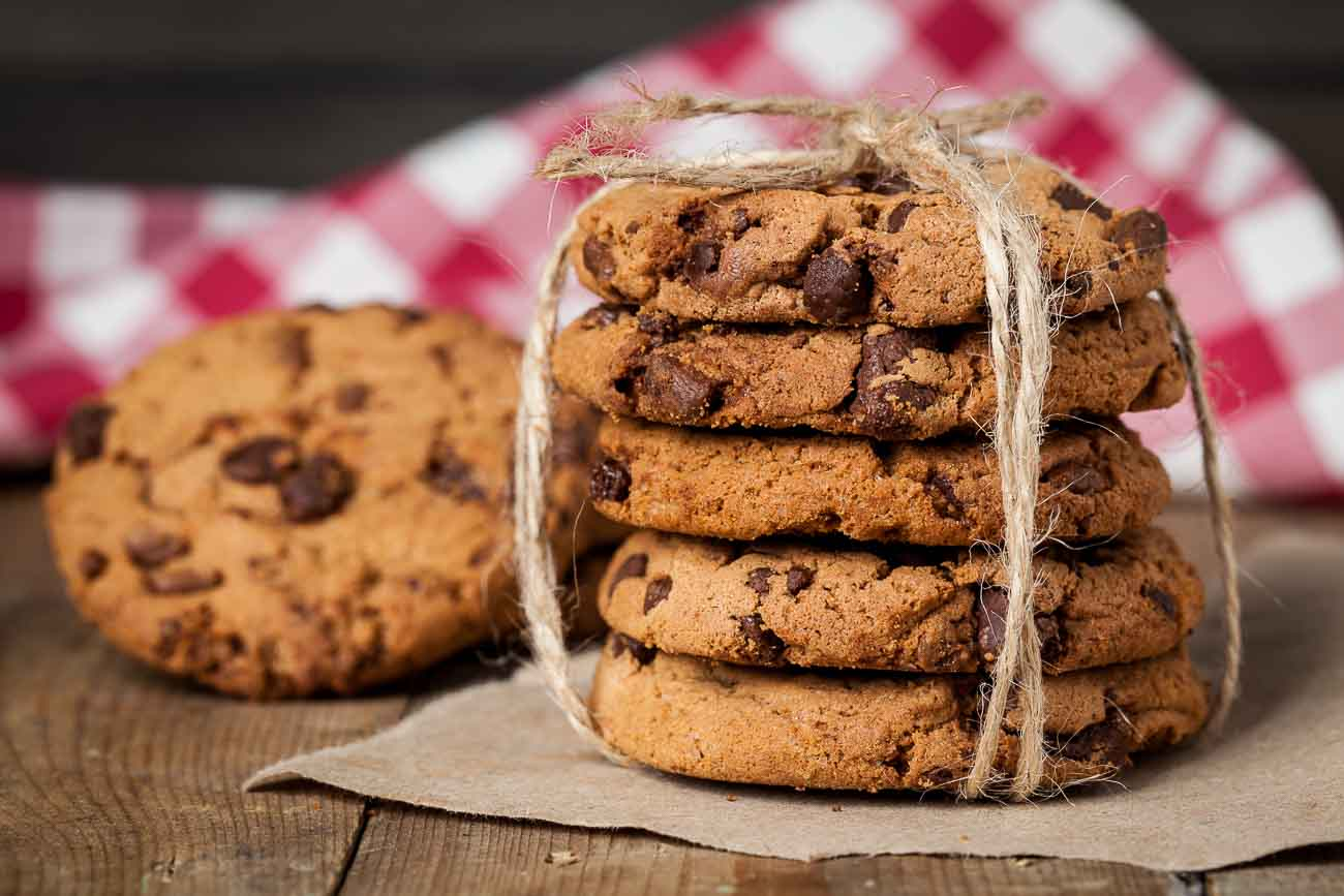 Giant Chocolate Chunk Cookie Recipe with Walnuts