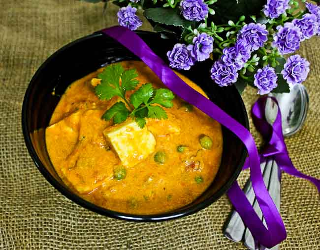 Jain style paneer makhani recipe by archanas kitchen jain style paneer makhani recipe forumfinder Images