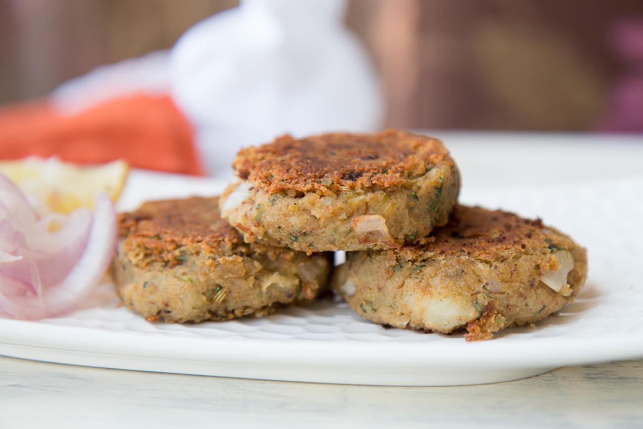 Chane Ki Kebab Vegetarian Shammi Kebab Recipe 2 2
