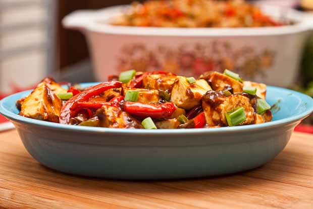 Chilli paneer recipe indo chinese by archanas kitchen chilli paneer recipe indo chinese forumfinder Image collections