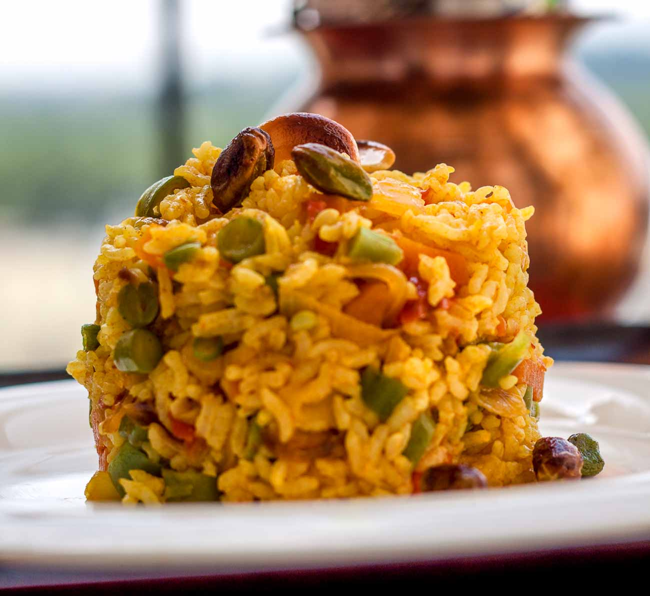 Gujarati Badshahi Pulao Recipe - A Rich Preparation Of Rice, Vegetables, Nuts And Spices