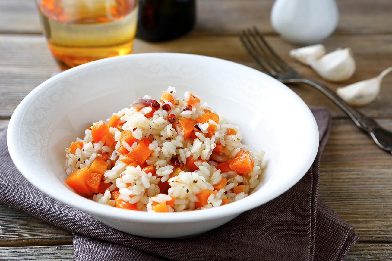 Gajar Pulao Recipe - Spiced Carrot Rice