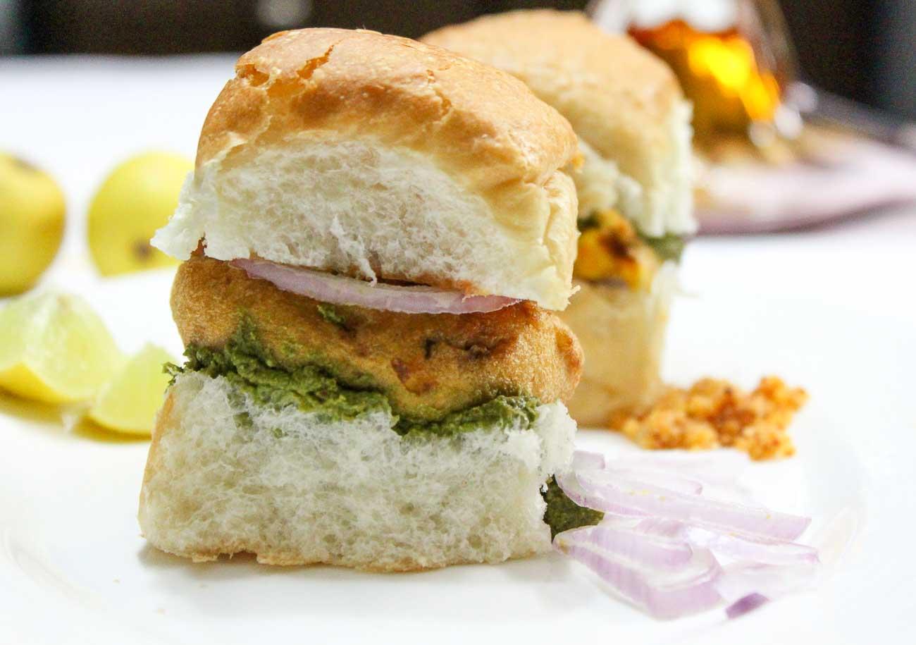 Vada Pav Recipe | Recipes in Hindi