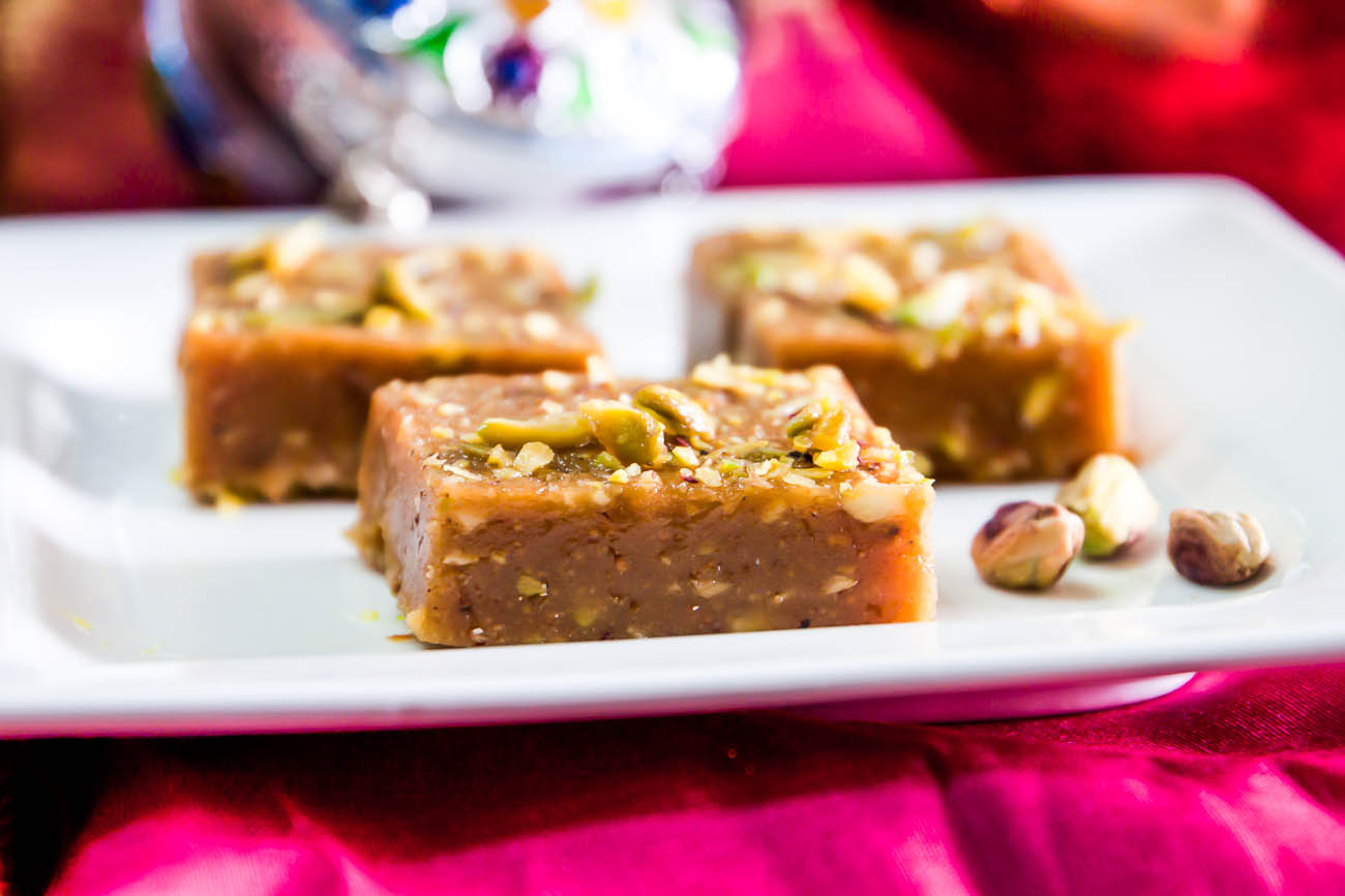 Traditional gujarati mohanthal recipe gram flour fudge with nuts traditional gujarati mohanthal recipe gram flour fudge with nuts and saffron forumfinder Choice Image