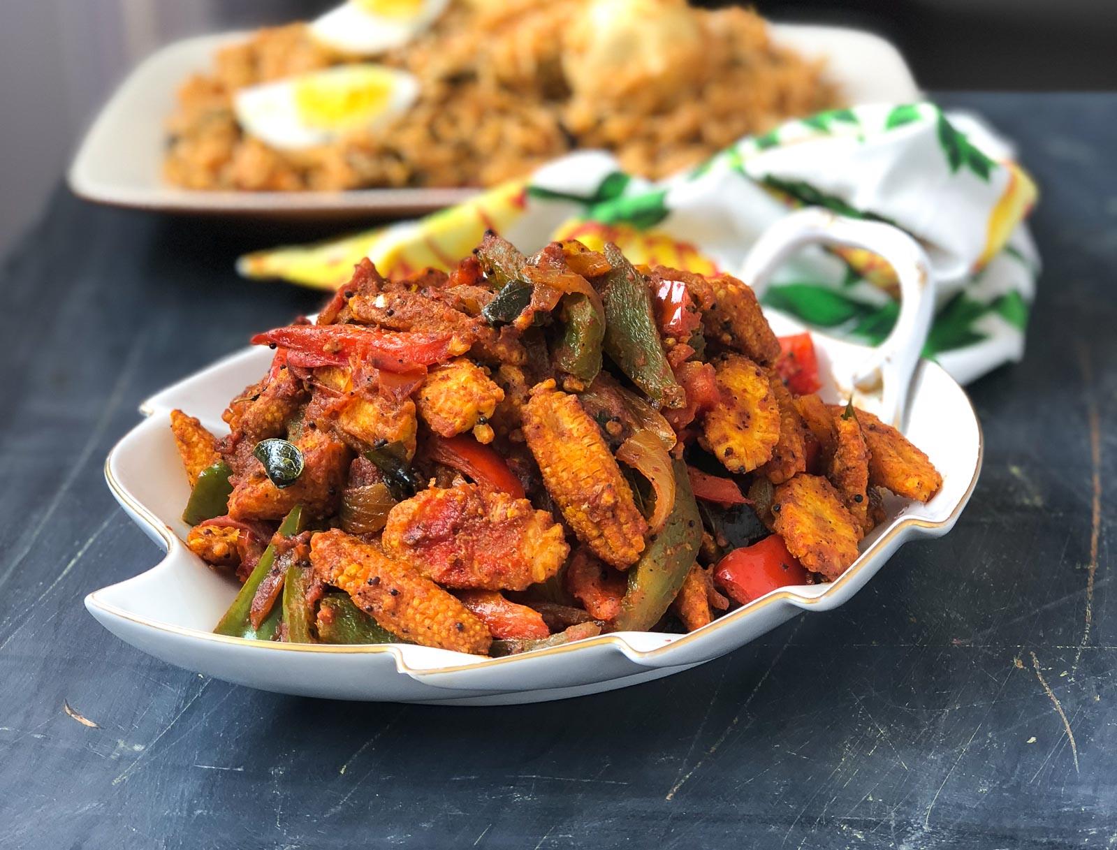Kadai Curry Kitchen Menu