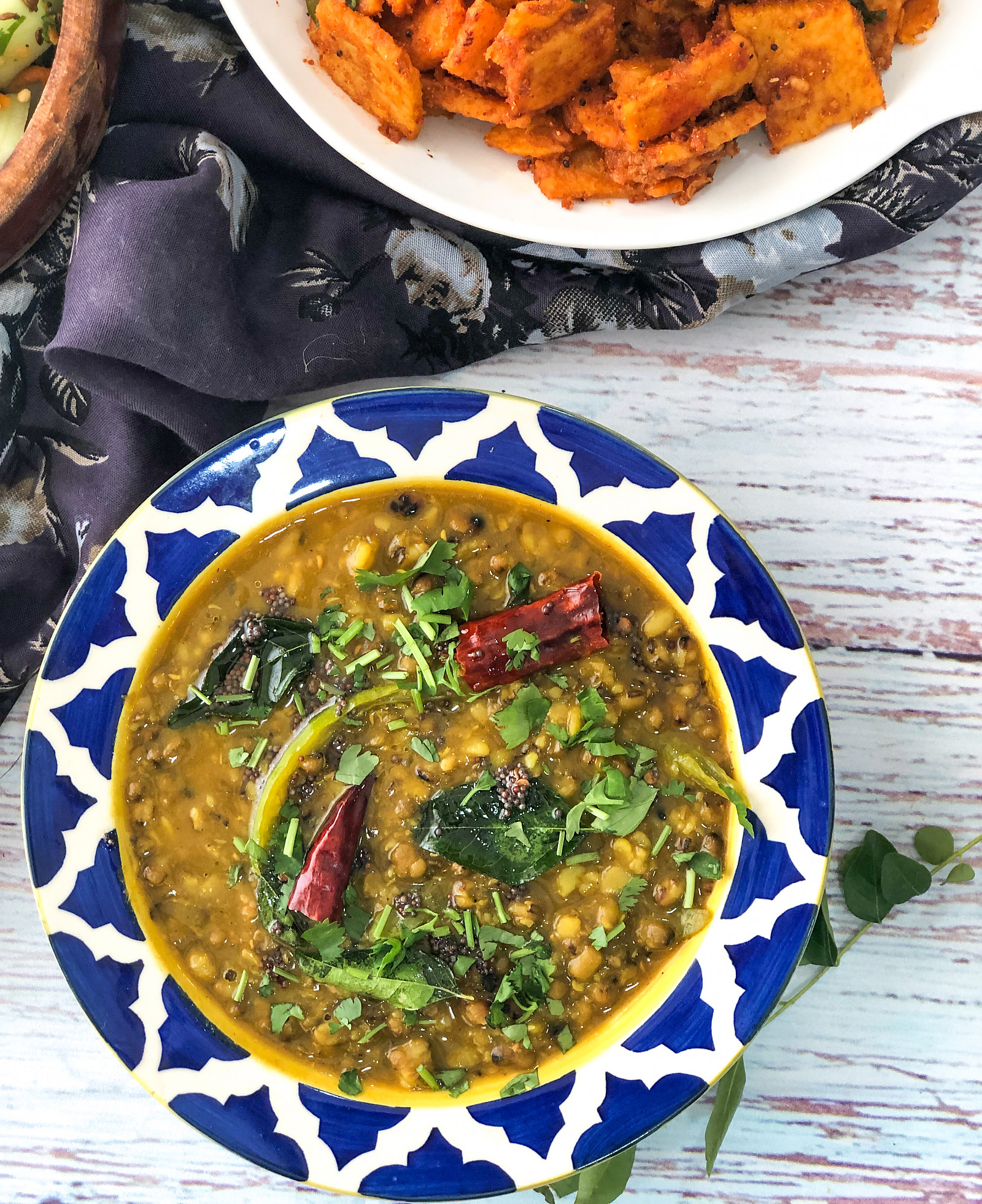 Pasi Paruppu Masiyal Recipe-Green Moong Dal Curry Recipe