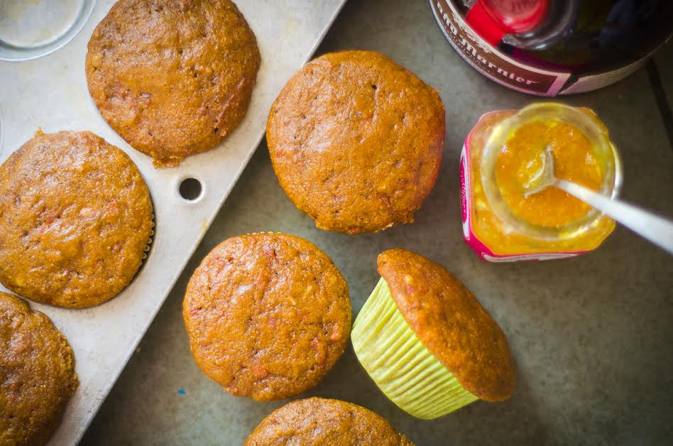 Carrot Bran Breakfast Muffin Recipe