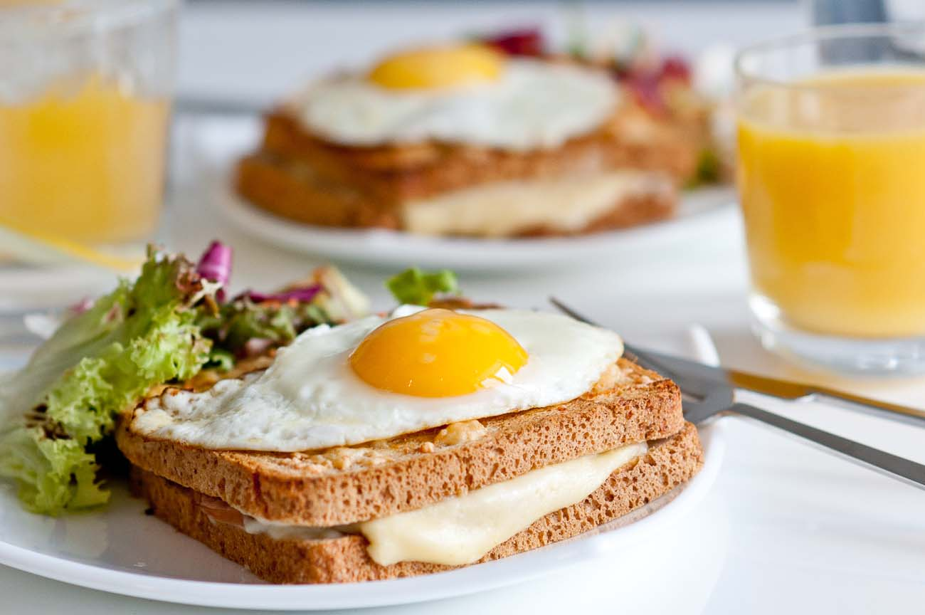 The Croque Madame Sandwich Recipe