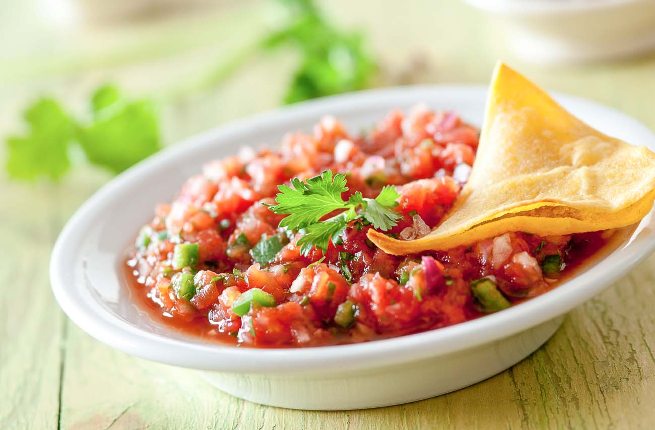 Spicy mexican salsa Recipe