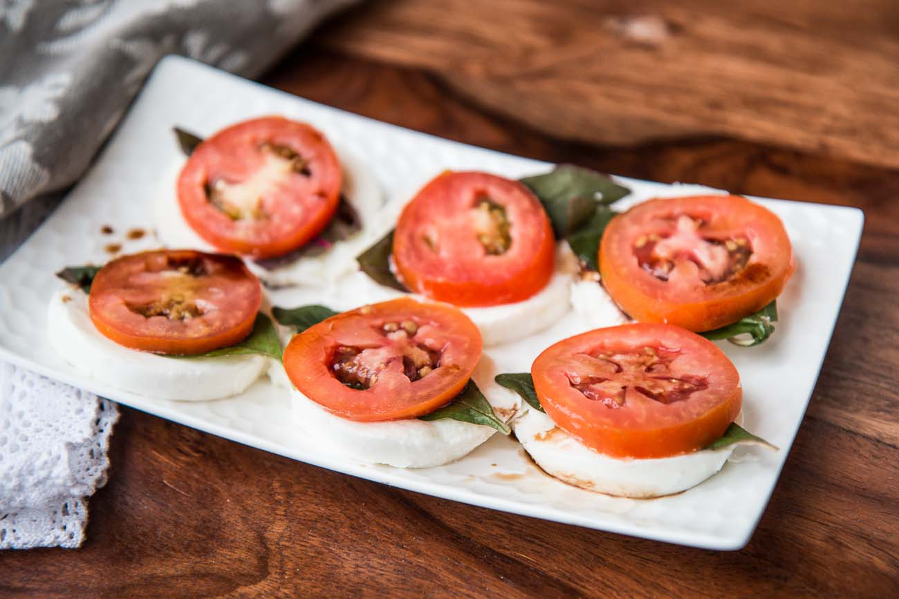 Insalata Caprese Salad Recipe