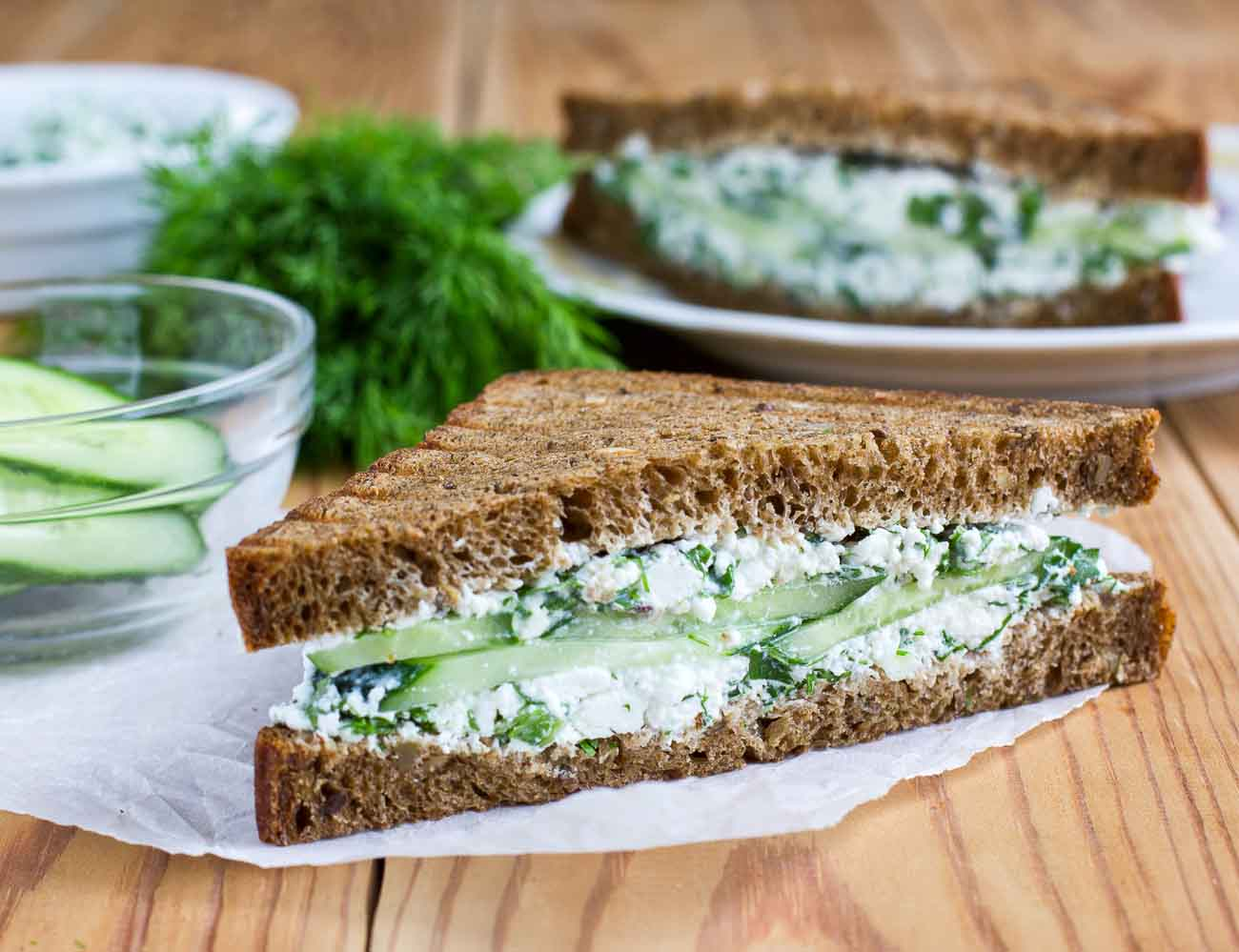 grilled spinach and cottage cheese sandwich recipe by archana s kitchen rh archanaskitchen com cottage cheese toast ideas cottage cheese ideas for lunch