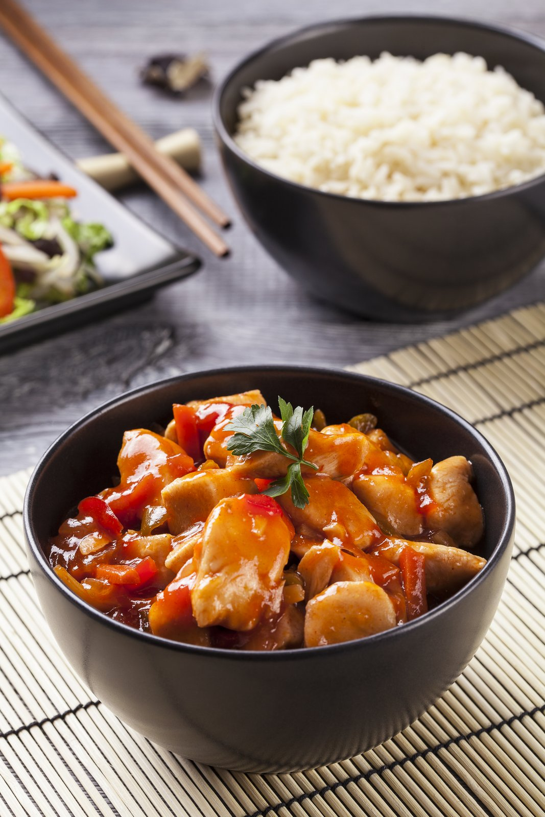 Hunan Style Sweet Sour Chicken Recipe