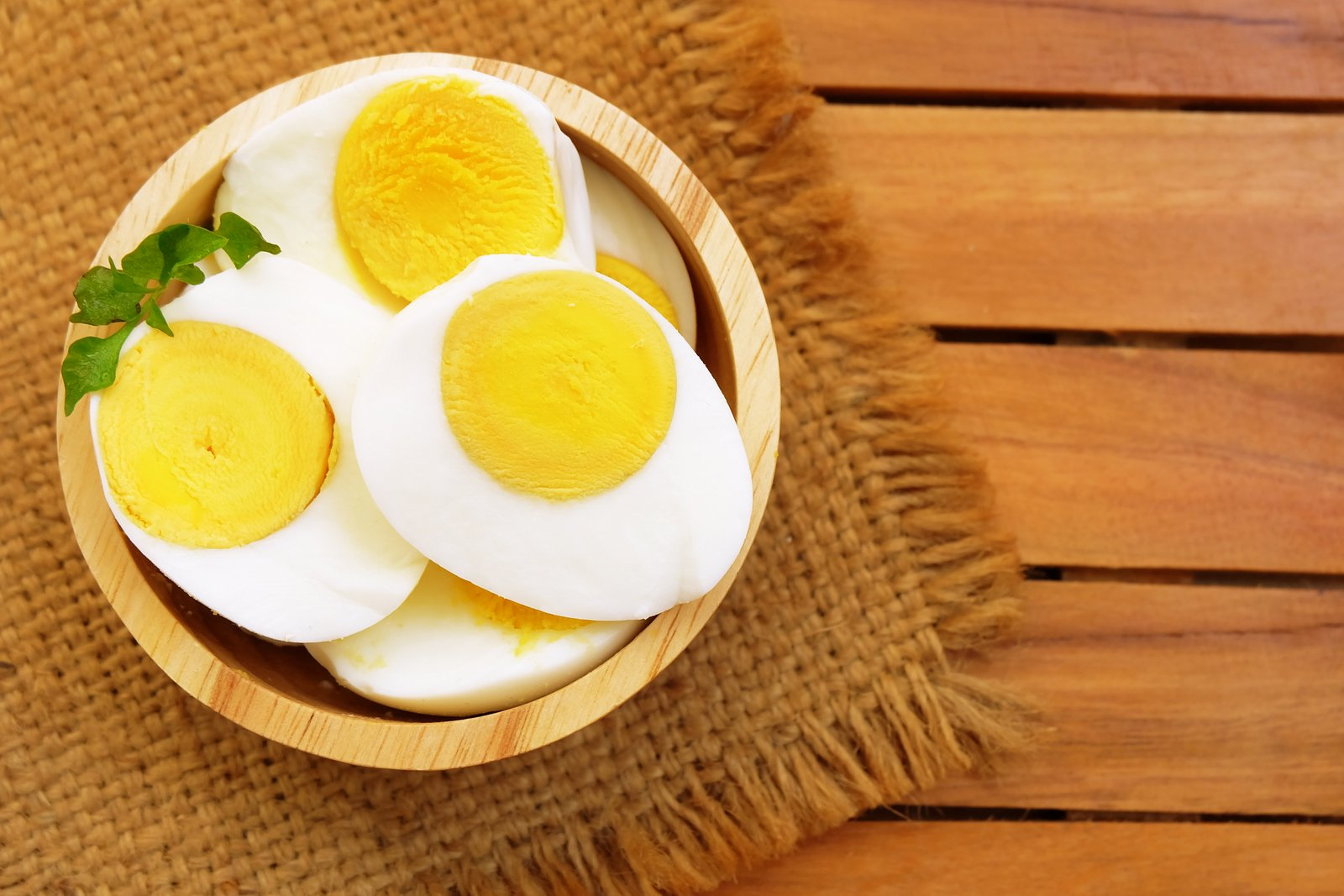 Boiled Eggs Recipe