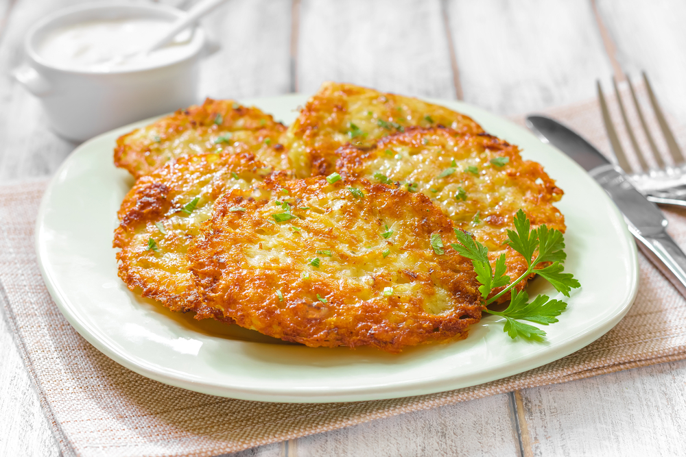 Potato Pancakes Recipe By Archana S Kitchen