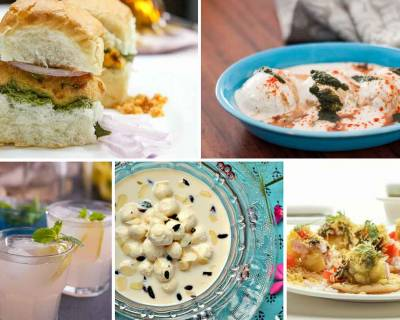 3 Course Menu For A Weekend Chaat Party