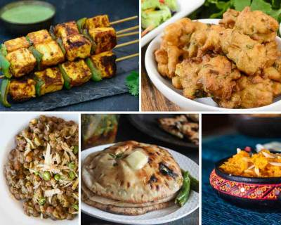 4 Course Punjabi Dinner You Can Enjoy With Friends & Family