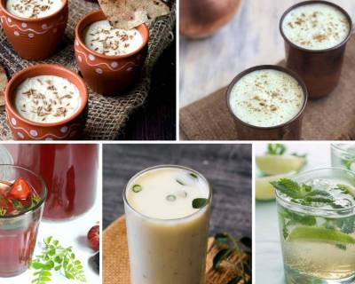 Indian Drinks That Will Keep You Cool This Summer