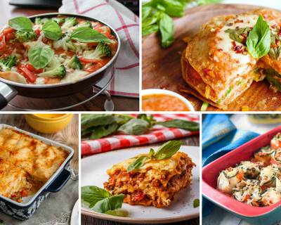 10 Lasagne Recipes For A Special Weekend Dinner Party