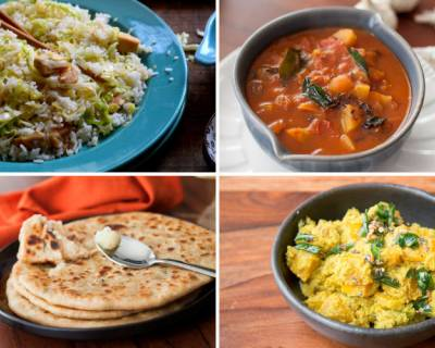 Plan Your Weekly Meals With Wheat Grass Rasam, Tadke Wali Idli & More