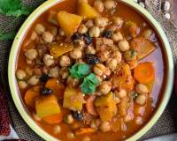 Pumpkin Stew With Chickpeas Recipe