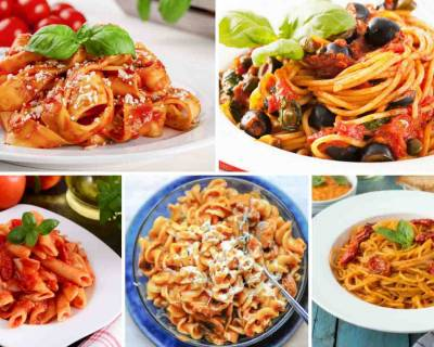 12 Red Sauce Pasta Recipes To Make A Delicious Italian Dinner