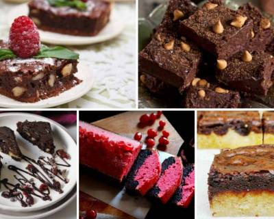 17 Lip Smacking Brownie Recipes Perfect Those Sugar Cravings