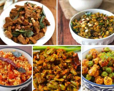 44 Best South Indian Poriyal Recipes You Must Try