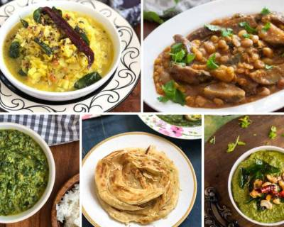 21 Wholesome Kootu, Paratha & Chutney Meal Ideas For Lunch Or Dinner