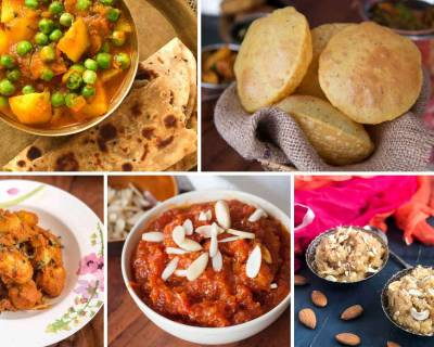 11 Delicious Aloo, Puri & Halwa Combinations For Delicious Weekend Meals