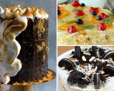 10 Full of Flavour & Inviting Cake Recipes for Kids Birthday